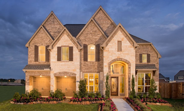New Homes by Perry for sale in Richmond TX near Houston