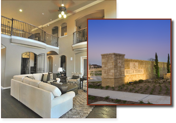 New models homes with amenities in Richmond, TX