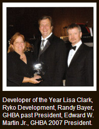 Lisa Clark Ryko Development