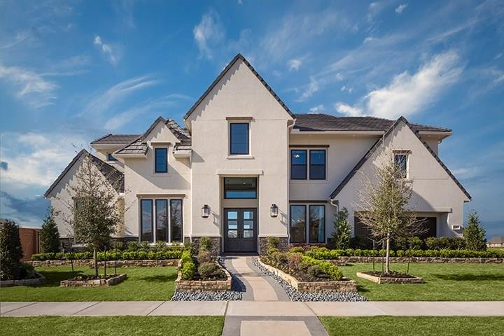 new home for sale in Richmond TX by Partners in Building