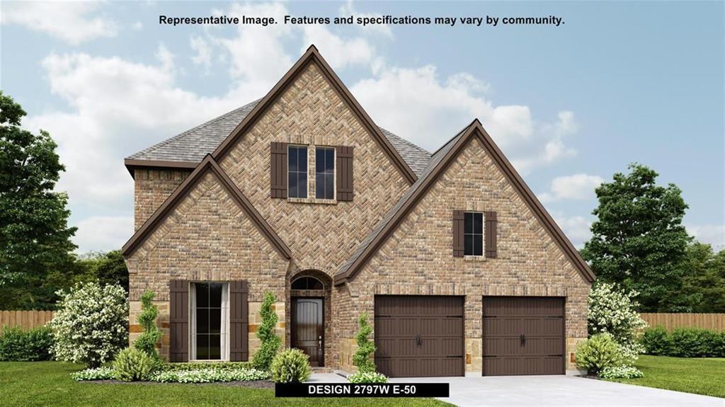 New Home for sale @ 11802 Di Mari Drive, Richmond, TX 77406