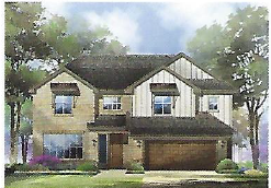 New Home for sale @ 11903 Peonia Lane, Richmond, TX 77406