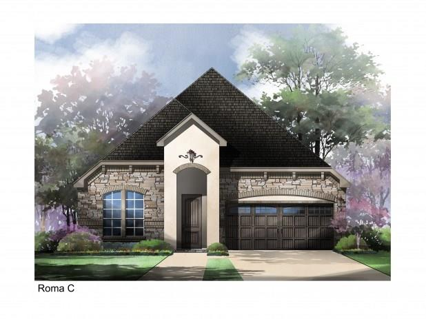 New Home for sale @ 11907 Papaveri Street, Richmond, TX 77406