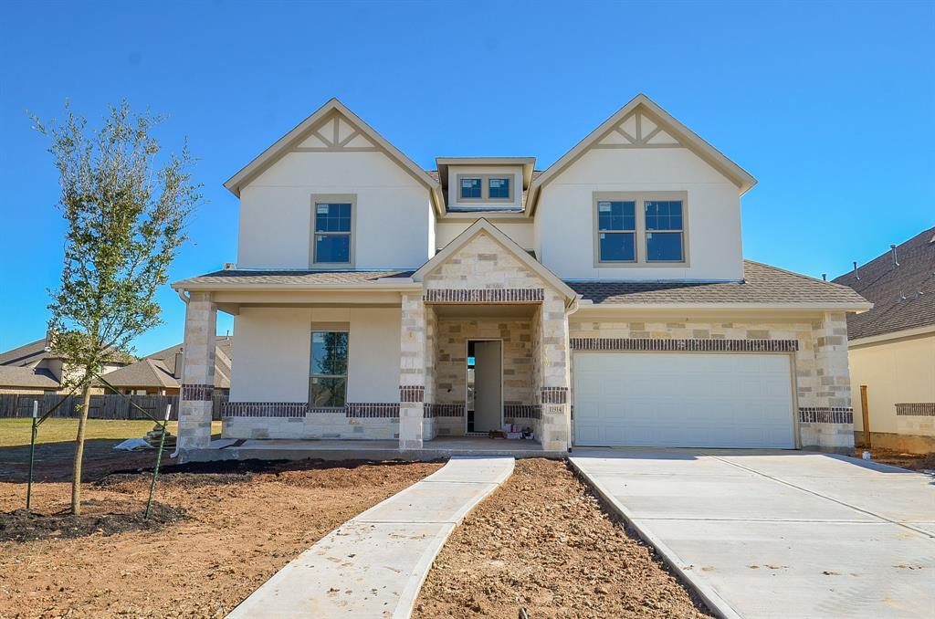 New Home for sale @ 11914 Papaveri Street, Richmond, TX 77406