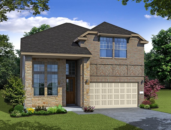 New Home for sale @ 12007 Lagarda Court, Richmond, TX 77406