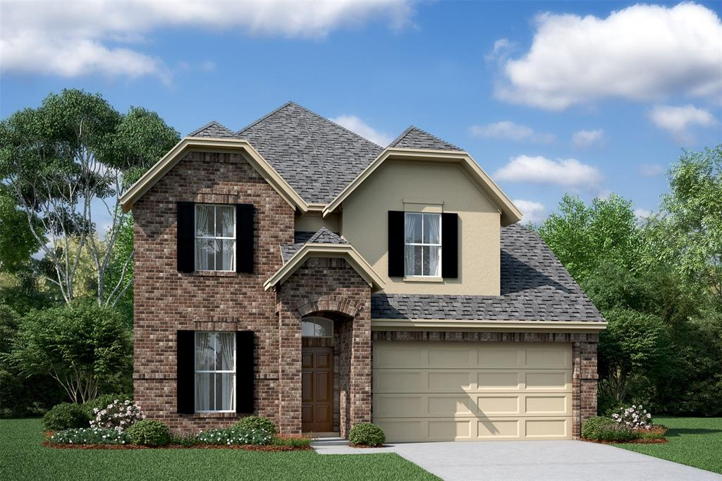 New Home for sale @ 12023 Lagarda Court, Richmond, TX 77406