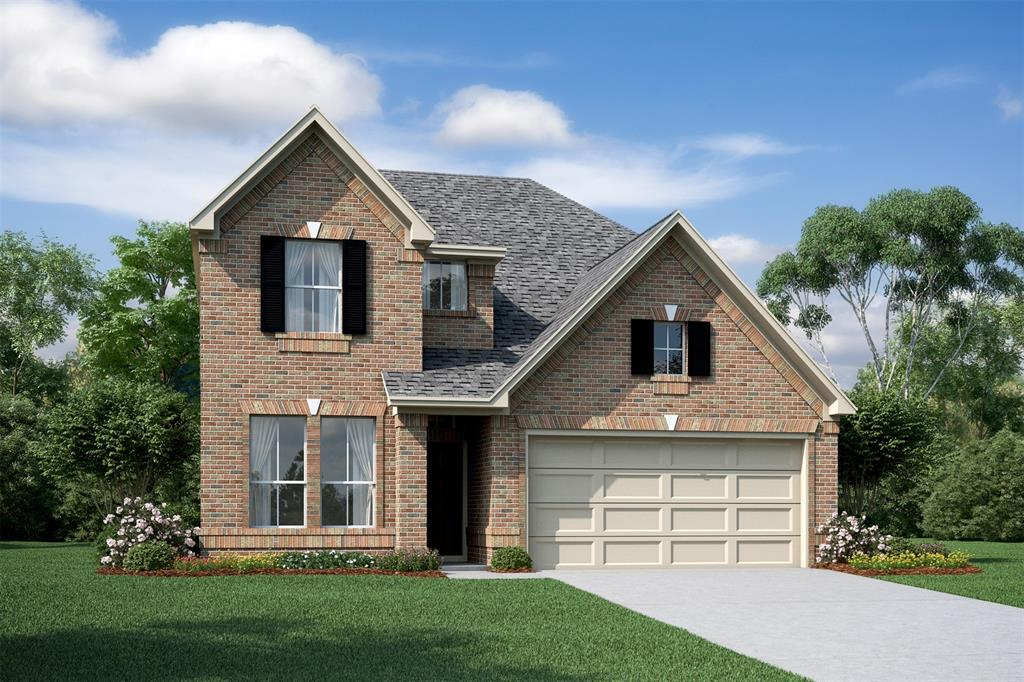 New Home for sale @ 12026 Lagarda Court, Richmond, TX 77406