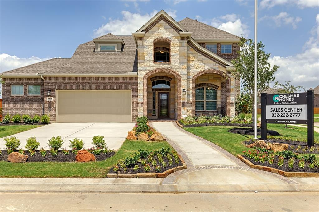 New Home for sale @ 12107 Orzano Lane, Richmond, TX 77406