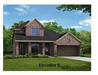 New Home for sale @ 12111 Accorso Street, Richmond, TX 77406