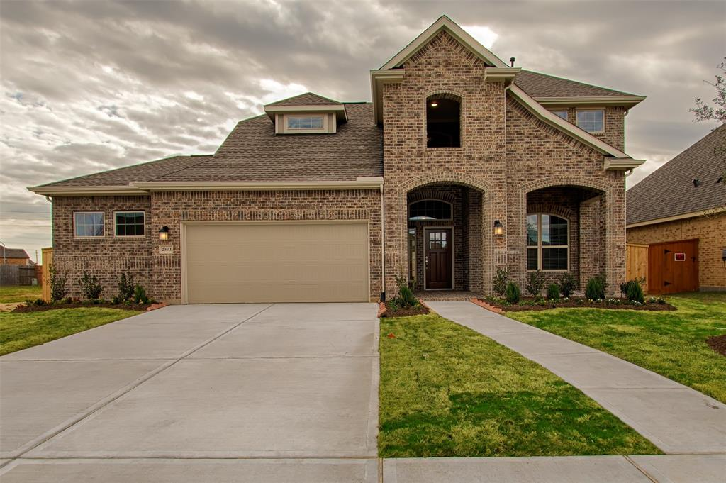 New Home for sale @ 12114 Accorso Street, Richmond, TX 77406
