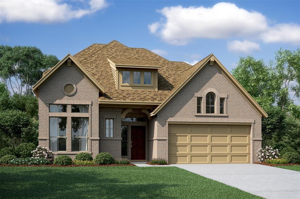 New Home for sale @ 12306 Moretti Court, Richmond, TX 77406