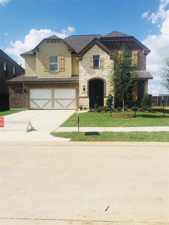 New Home for sale @ 12319 Carita Court, Richmond, TX 77406