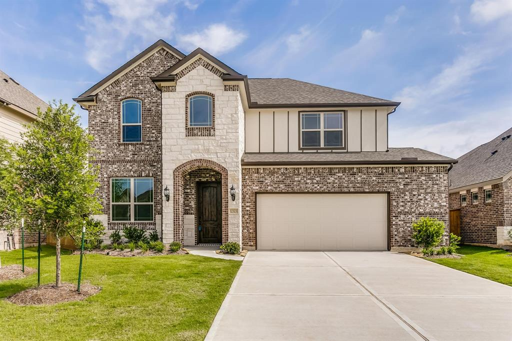 New Home for sale @ 12323 Carita Court, Richmond, TX 77406