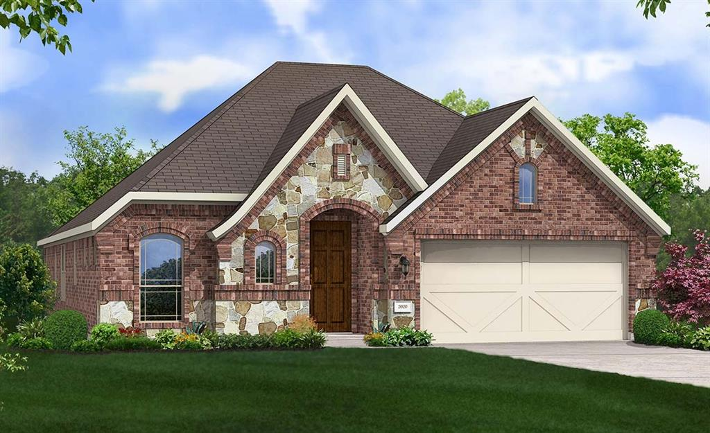 New Home for sale @ 12327 Carita Court, Richmond, TX 77406