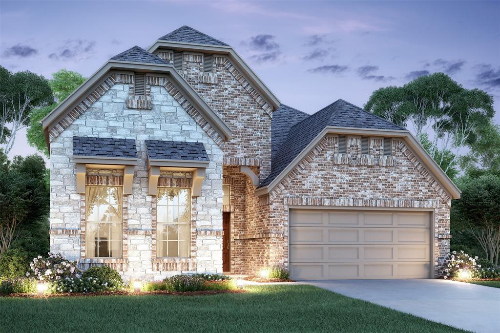 New Home for sale @ 12426 Girasole Court, Richmond, TX 77406