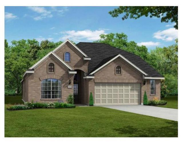 new home for sale in Richmond TX by Chesmar_Homes