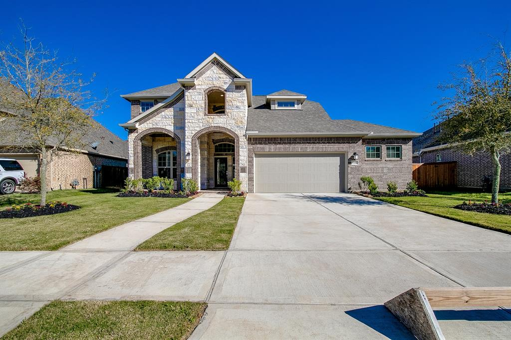 New Home for sale @ 23414 Sandrigo Street, Richmond, TX 77406