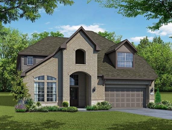 New Home for sale @ 23507 Lutettia Lane, Richmond, TX 77406