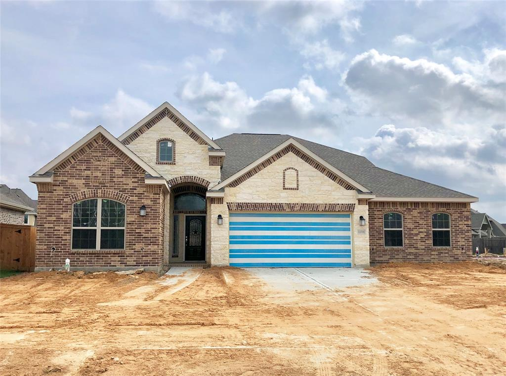New Home for sale @ 23518 Lutettia Lane, Richmond, TX 77406