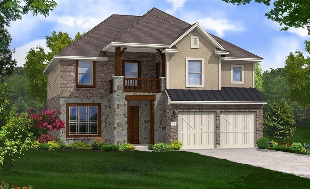 New Home for sale @ 23623 San Ricci, Richmond, TX 77406