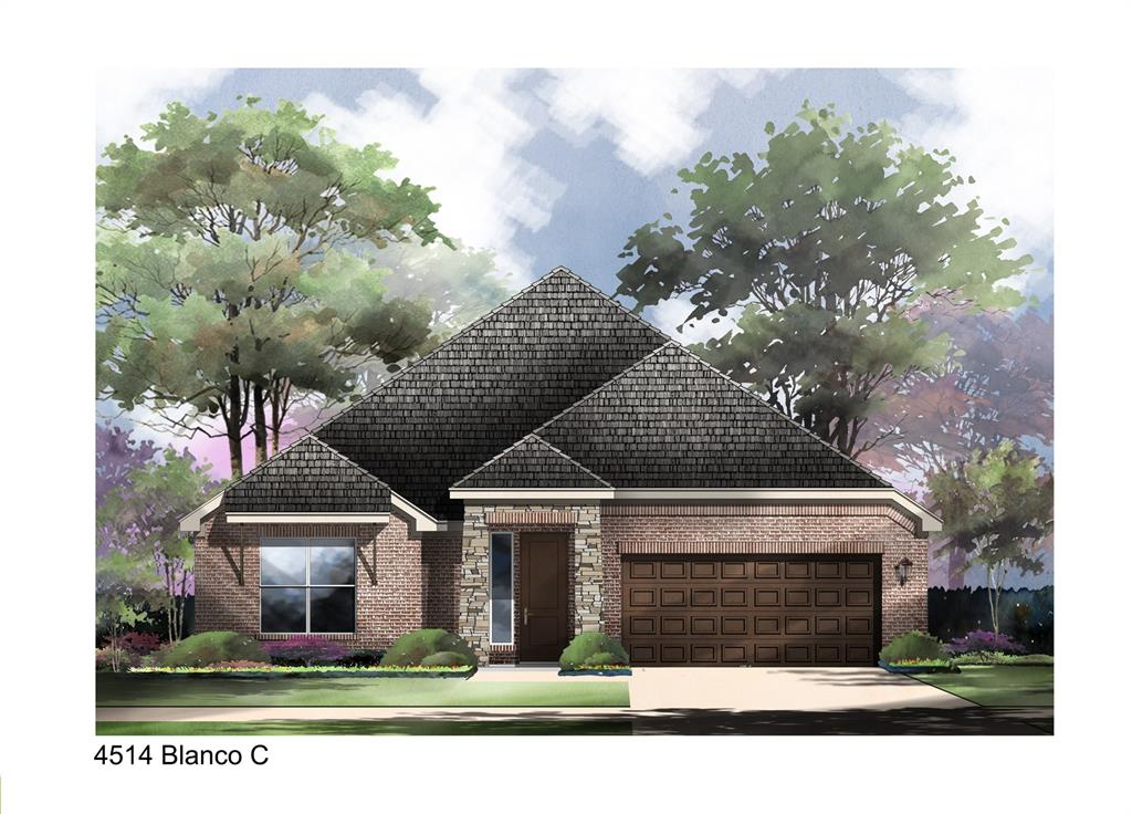 New Home for sale @ 23702 Tulipano Lane, Richmond, TX 77406