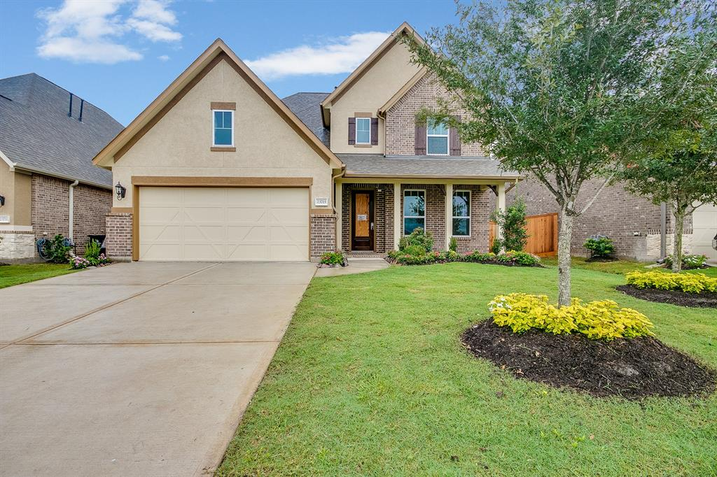 New Home for sale @ 23715 Via Viale Drive, Richmond, TX 77406