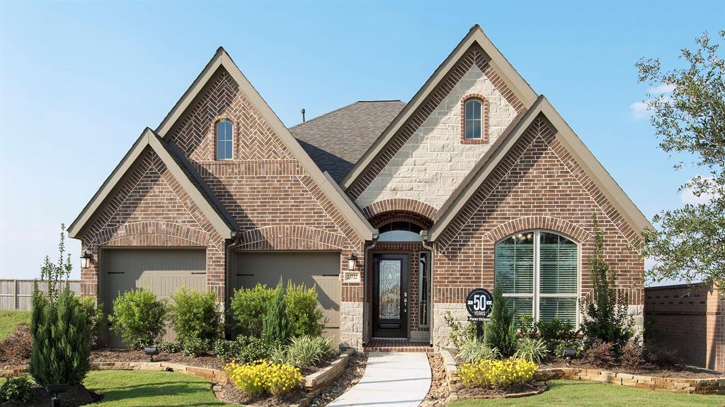 New Home for sale @ 23722 Via Viale Drive, Richmond, TX 77406