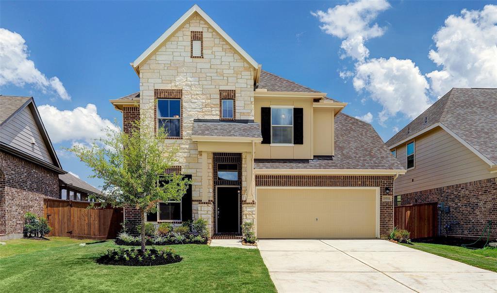 New Home for sale @ 23722 Villa Lisa Drive, Richmond, TX 77406