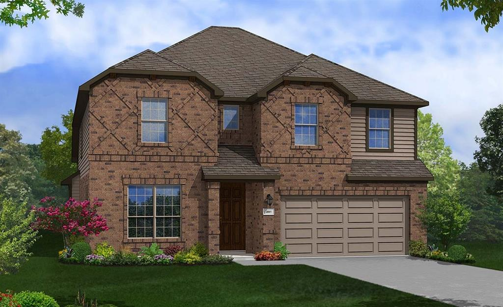 New Home for sale @ 23723 Via Viale Drive, Richmond, TX 77406
