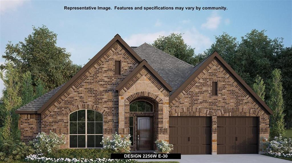 New Home for sale @ 23731 Via Viale Drive, Richmond, TX 77406