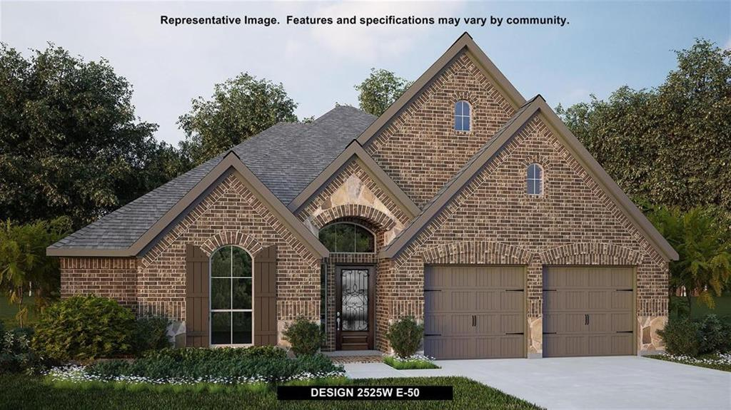 New Home for sale @ 23803 Via Viale Drive, Richmond, TX 77406