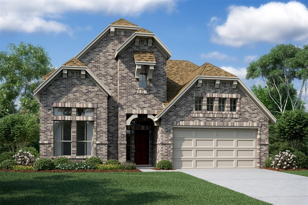 New Home for sale @ 24207 Via Vitani Drive, Richmond, TX 77406