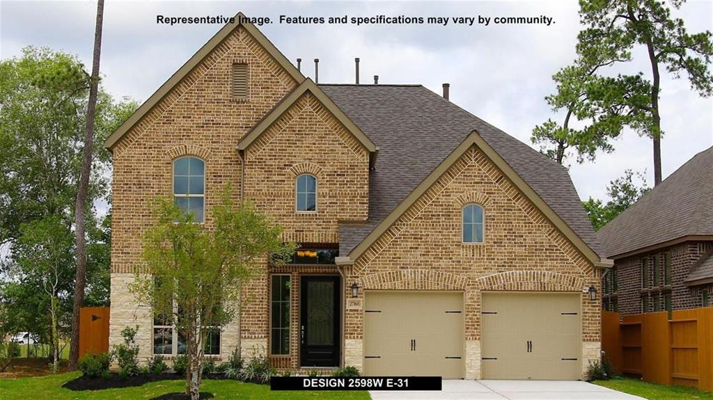 New Home for sale @ 24211 Via Vitani Drive, Richmond, TX 77406