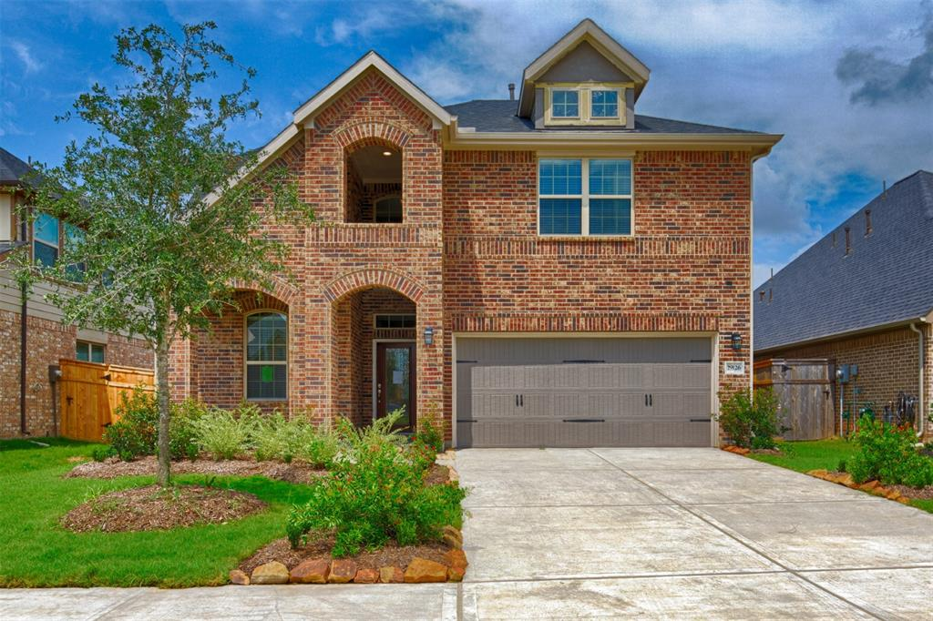 New Home for sale @ 24215 Leonforte Drive, Richmond, TX 77406