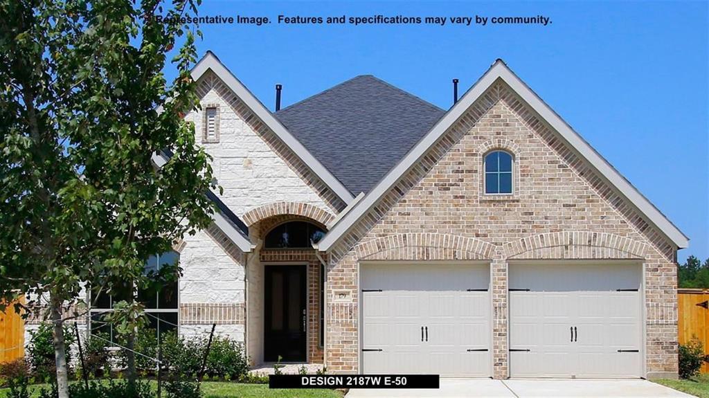 New Home for sale @ 24215 Via Vitani Drive, Richmond, TX 77406
