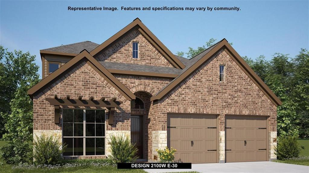 New Home for sale @ 24218 Via Vitani Drive, Richmond, TX 77406