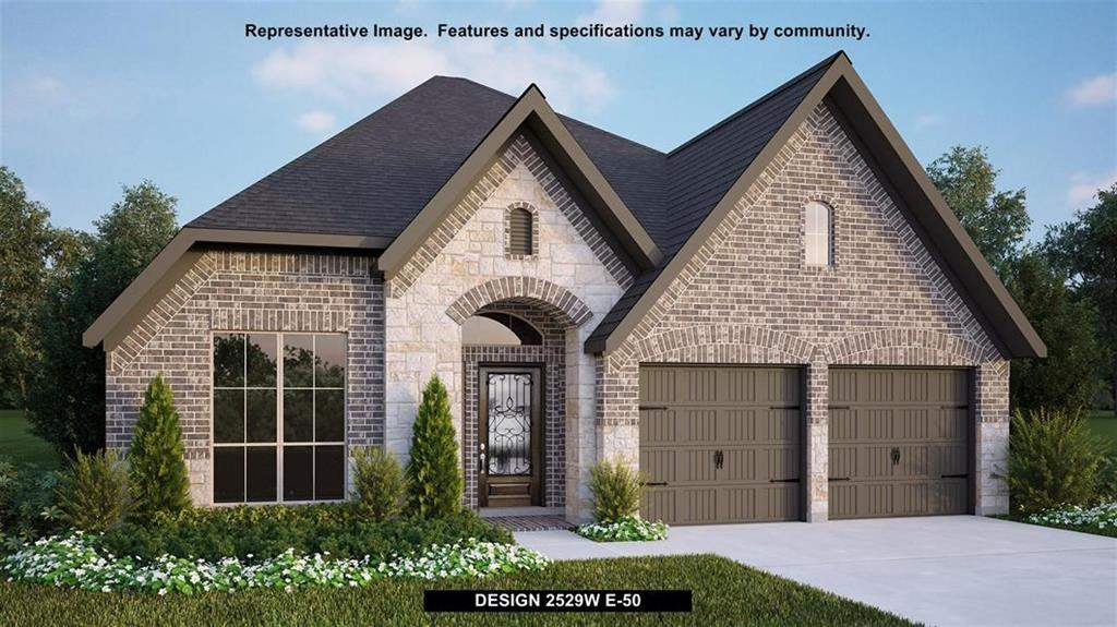 New Home for sale @ 24227 Via Vitani Drive, Richmond, TX 77406