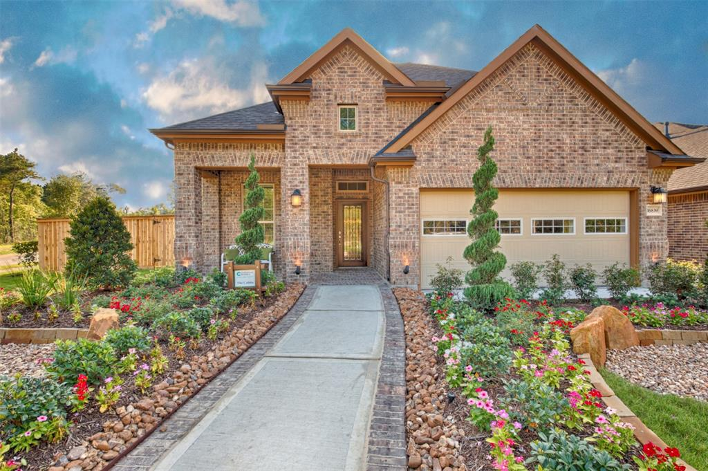 New Home for sale @ 24231 Leonforte Drive, Richmond, TX 77406