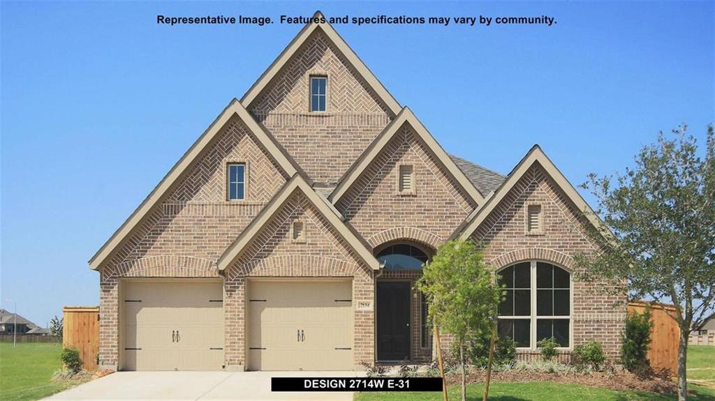 New Home for sale @ 24231 Via Vitani Drive, Richmond, TX 77406