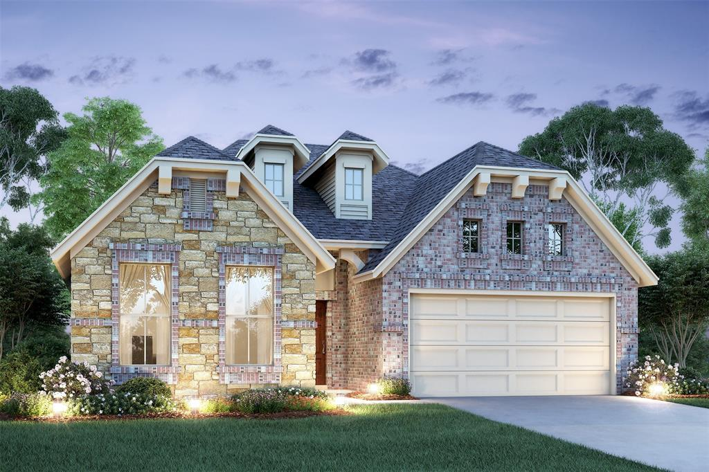 New Home for sale @ 24239 Via Vitani Dive, Richmond, TX 77406