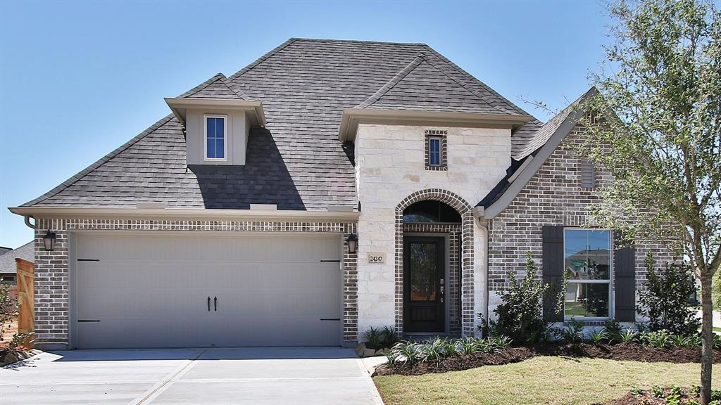 New Home for sale @ 24247 Leon Forte Drive, Richmond, TX 77406