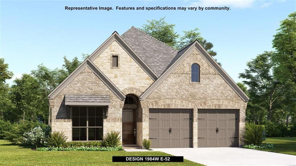 New Home for sale @ 24250 Via Vitani Drive, Richmond, TX 77406