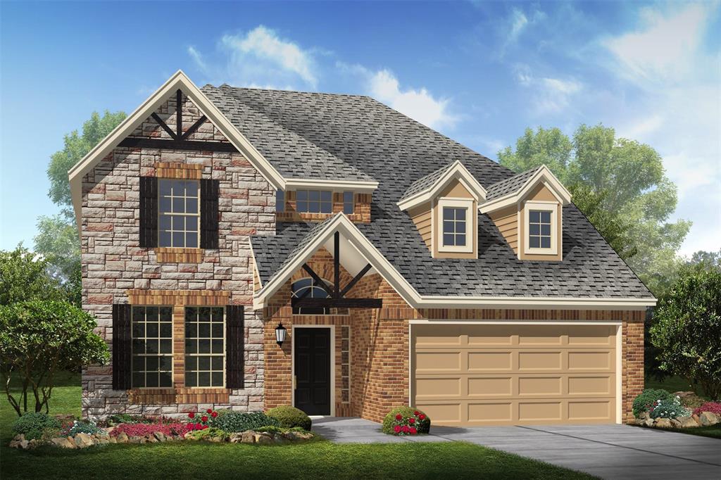 New Home for sale @ 24307 Bludana Lane, Richmond, TX 77406