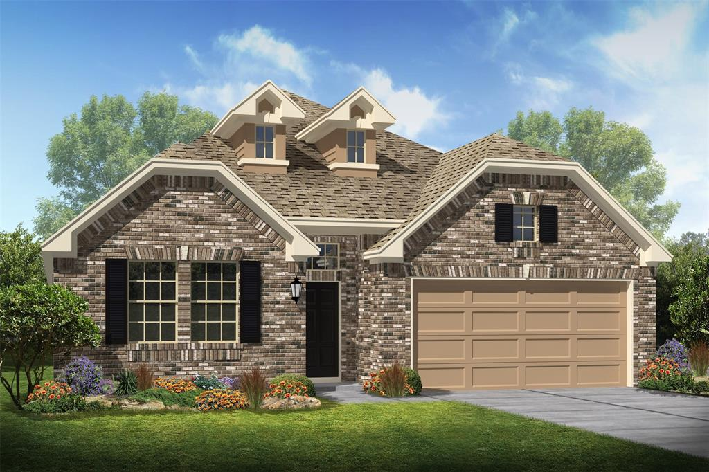 New Home for sale @ 24311 Bludana Lane, Richmond, TX 77406