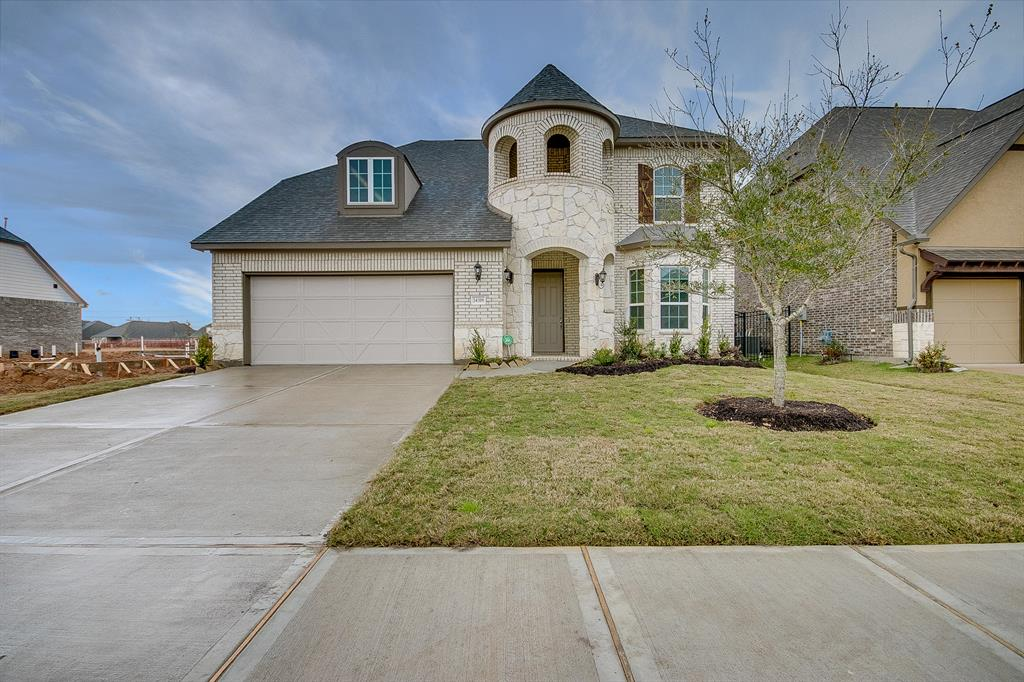 New Home for sale @ 24318 Bludana Lane, Richmond, TX 77406