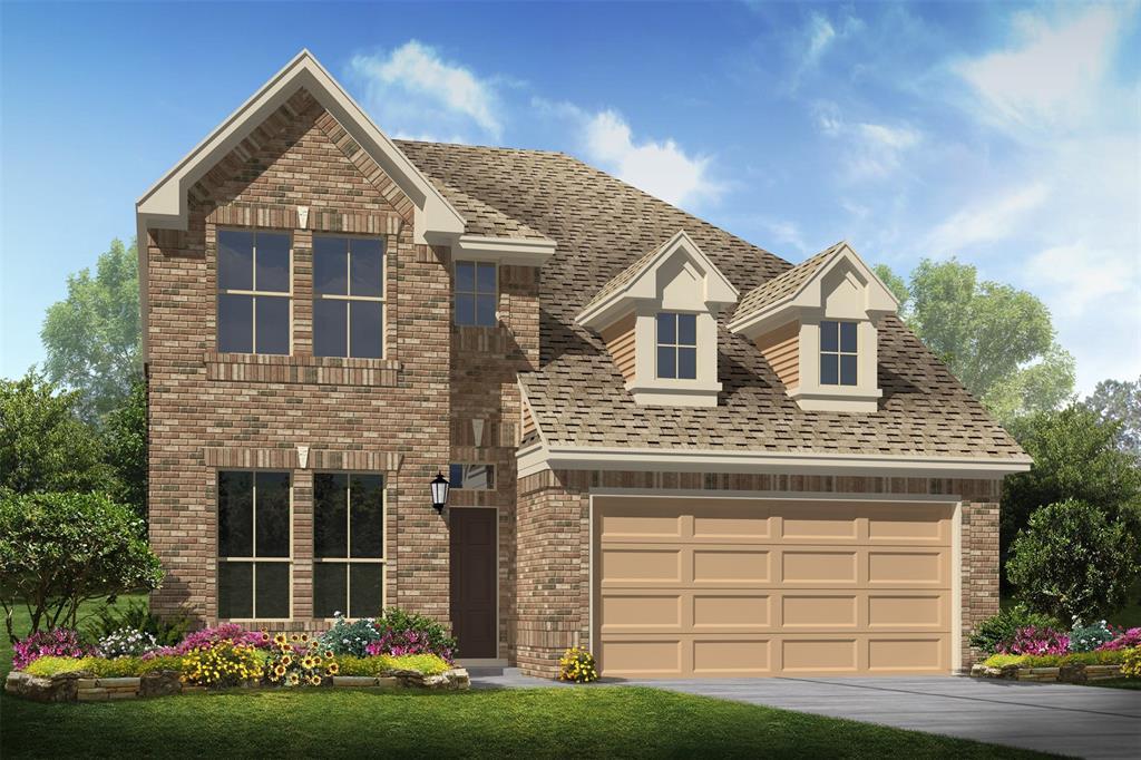 New Home for sale @ 24322 Ferdossa Drive, Richmond, TX 77406