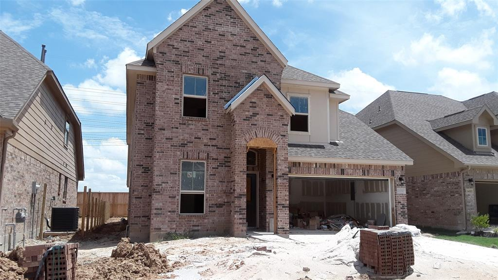New Home for sale @ 24326 Ferodssa Drive, Richmond, TX 77406