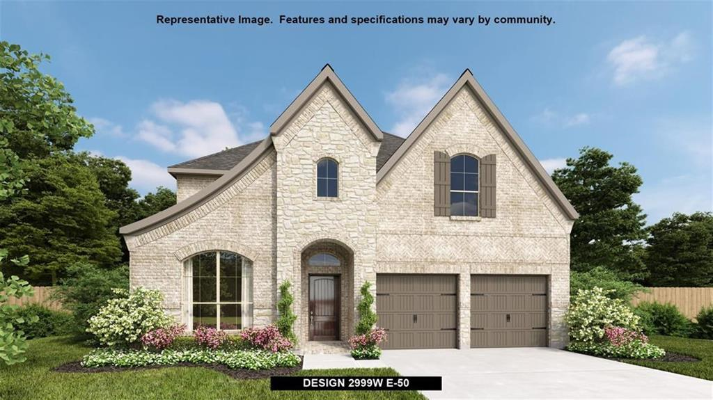 New Home for sale @ 24327 Ferdossa Drive, Richmond, TX 77406