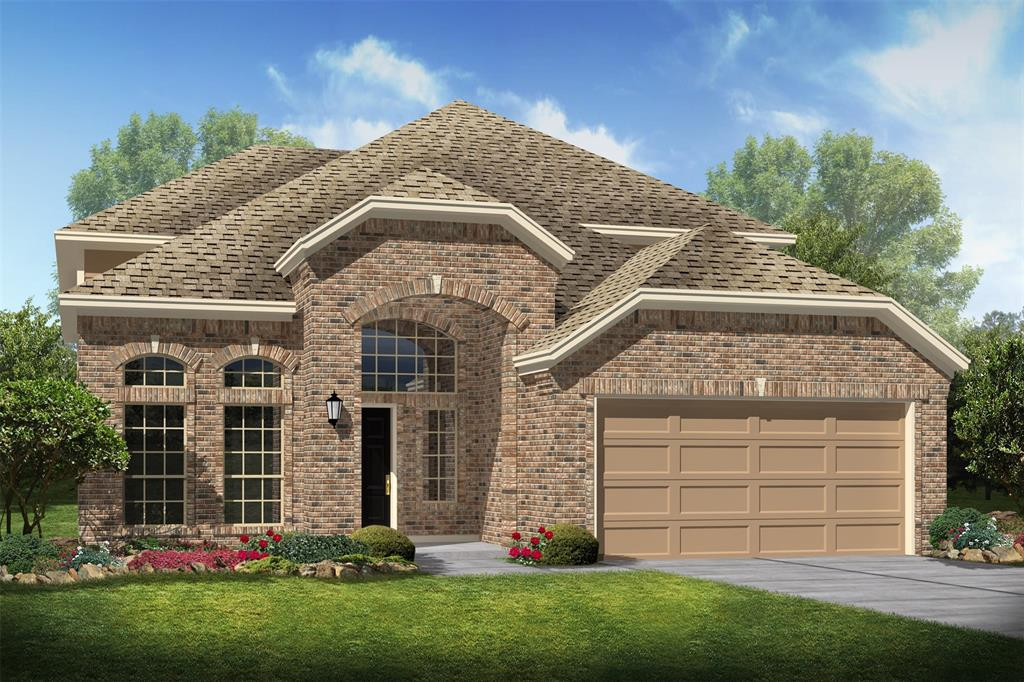 New Home for sale @ 24335 Ferdossa Drive, Richmond, TX 77406