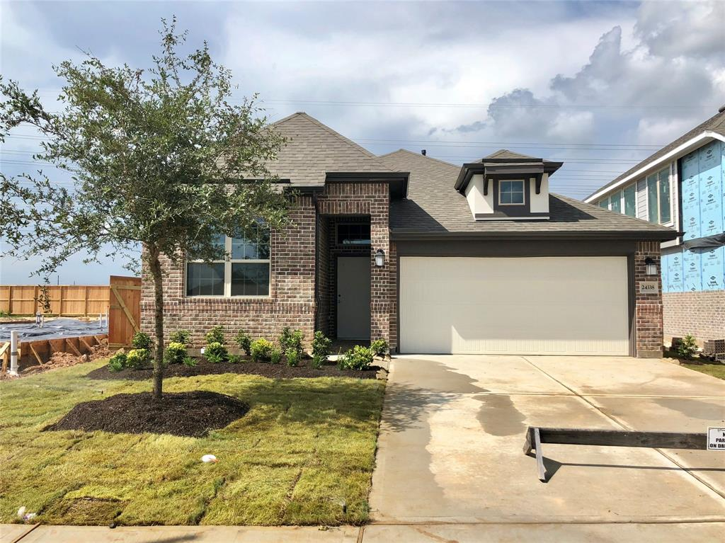 New Home for sale @ 24338 Ferdossa Drive, Richmond, TX 77406